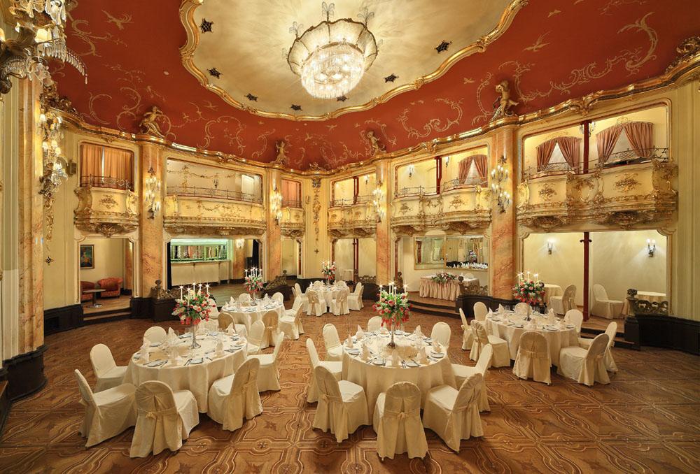 Svatby grand hotel bohemia for Grand hotel bohemia hotel prague