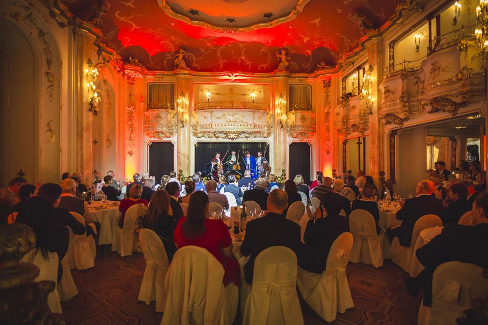 Grand Hotel Bohemia Mozart Dinner
