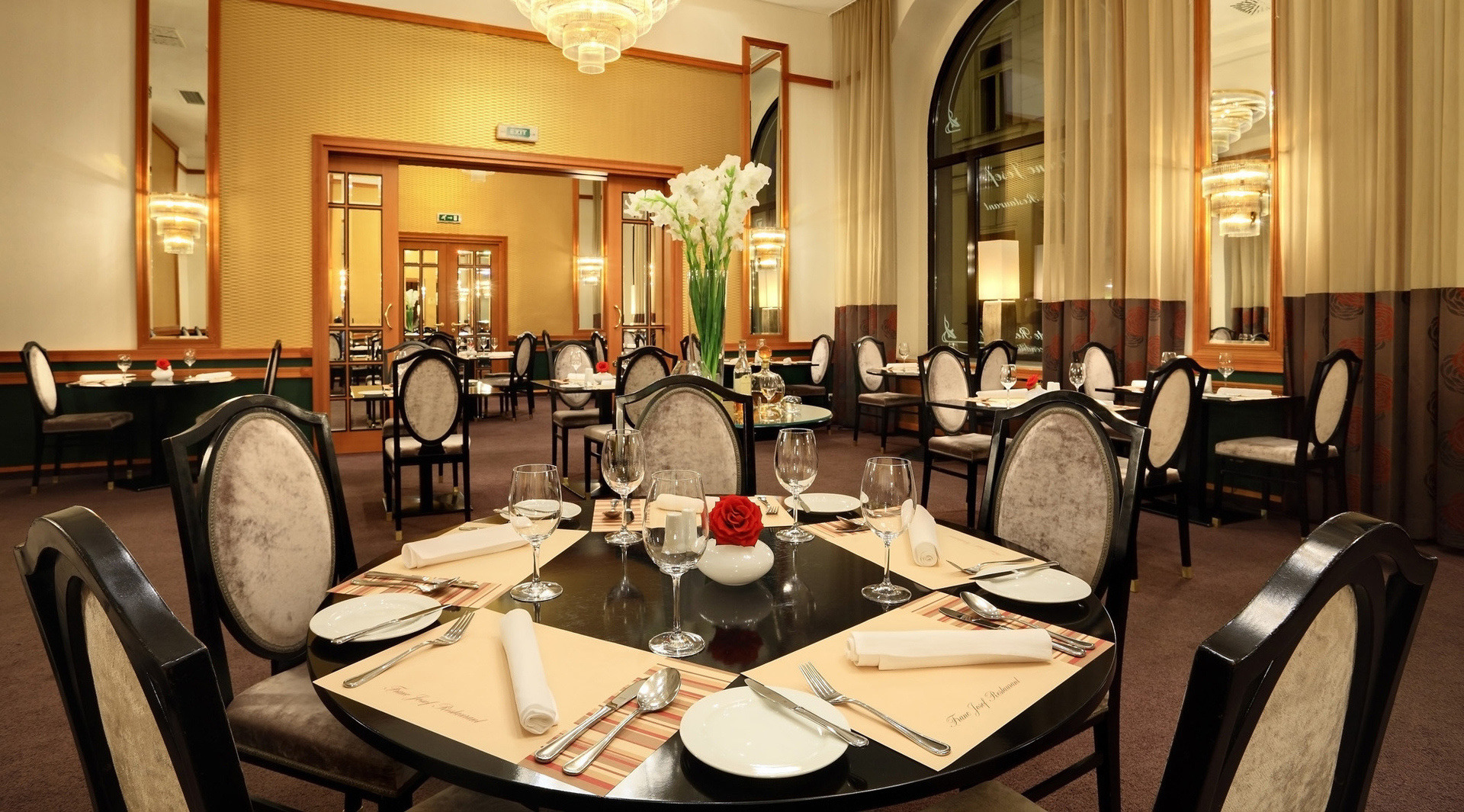 Hotel conferences accommodation in the centre of prague for Grand hotel bohemia hotel prague