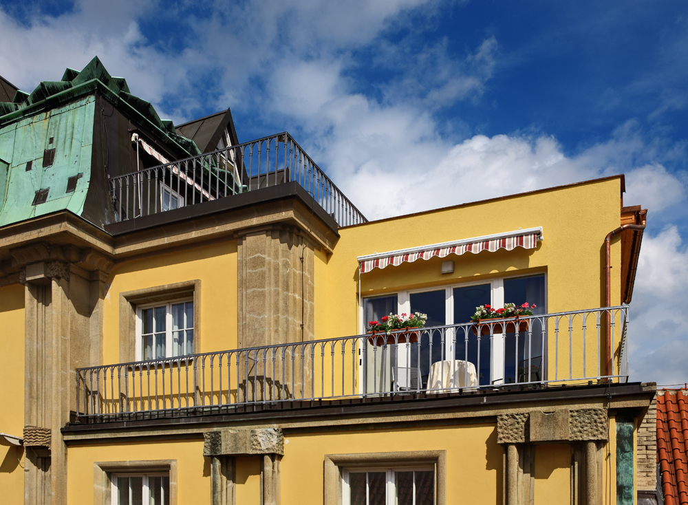 Prague accommodation in luxury hotel rooms grand hotel for Luxury hotels prague
