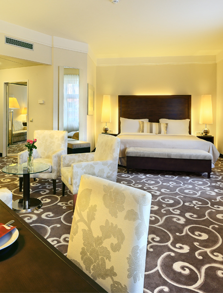 Luxury Hotel Rooms: Prague Accommodation In Luxury Hotel Rooms